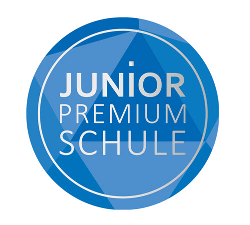 JUNIOR Premium Schule Siegel